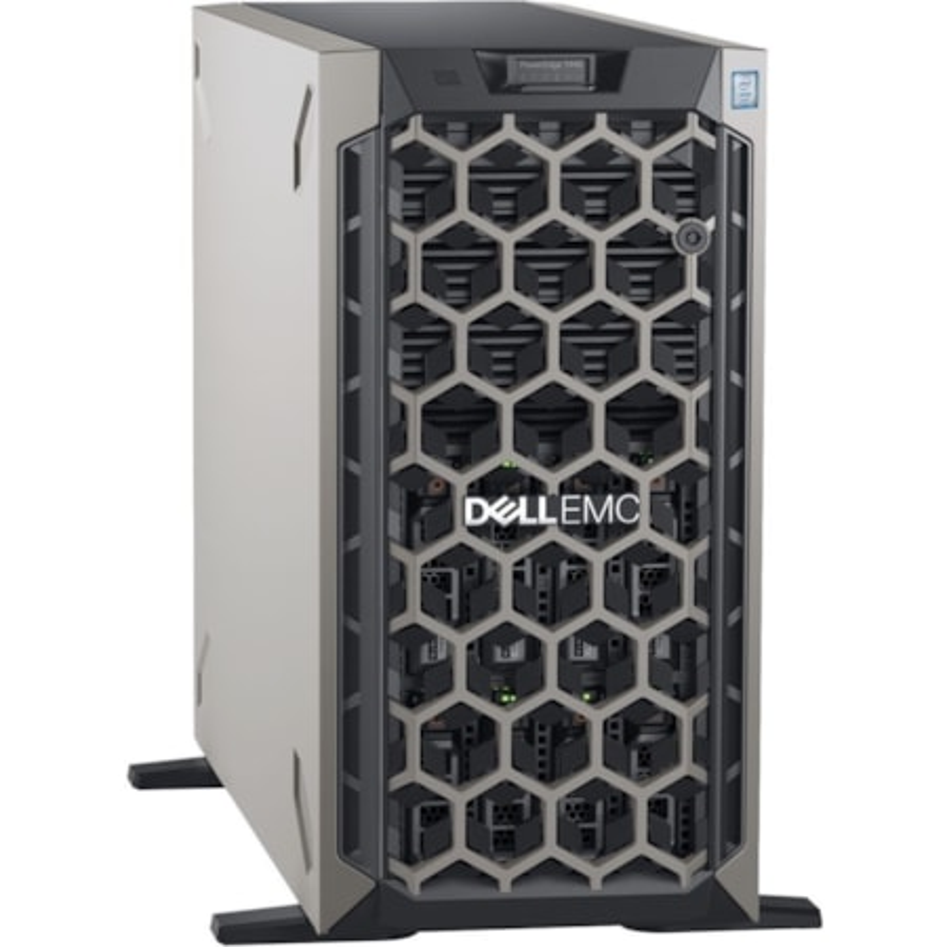 Dell EMC PowerEdge T440 5U Tower Server - Xeon Silver 4210 - 16 GB RAM - 1 TB HDD - 12Gb/s SAS, Serial ATA/600 Controller