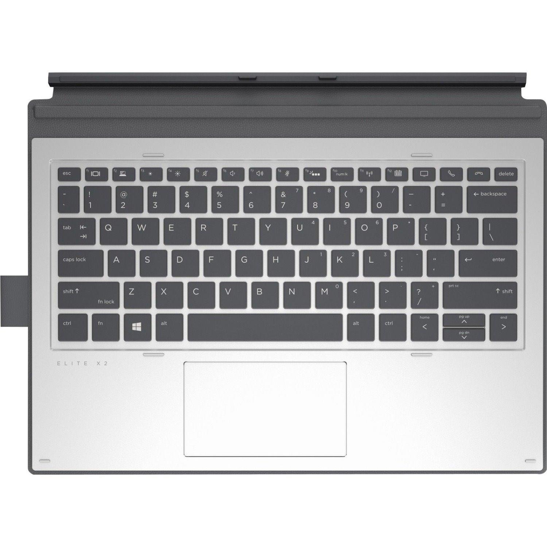 HP Scissors Keyboard - Docking Connectivity