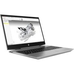 "HP ZBook 15v G5 39.6 cm (15.6"") Mobile Workstation - 3840 x 2160 - Core i7 i7-8850H - 16 GB RAM - 1 TB SSD"