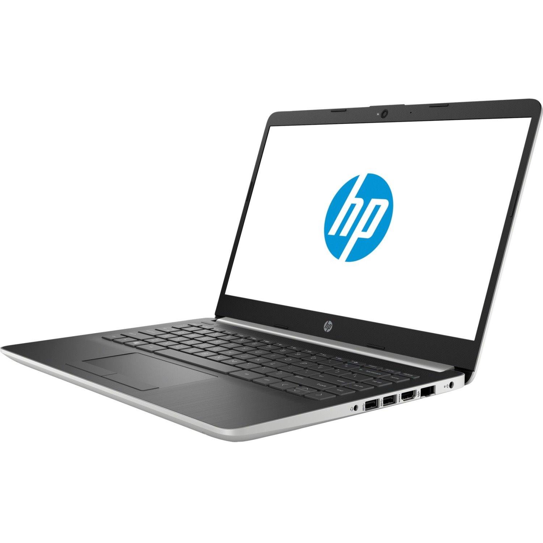 "HP 14s-cf0000 14s-cf0008tu 35.6 cm (14"") LCD Notebook - Intel Celeron N4000 Dual-core (2 Core) 1.10 GHz - 4 GB DDR4 SDRAM - 1 TB HDD - Windows 10 Home 64-bit - 1366 x 768 - BrightView"