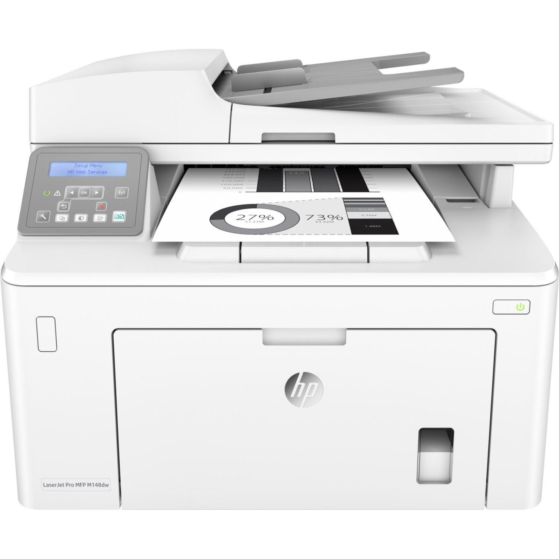 HP LaserJet Pro M148 M148dw Laser Multifunction Printer - Monochrome