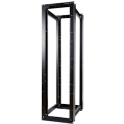 StarTech.com 45U High x 482.60 mm Wide Rack Frame - Black