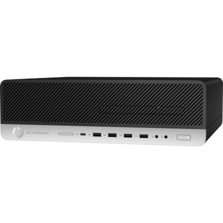 HP EliteDesk 800 G4 Desktop Computer - Core i7 i7-8700 - 16 GB RAM - 512 GB SSD - Small Form Factor