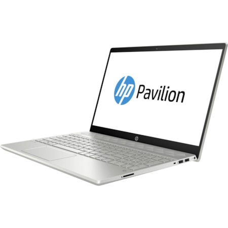 "HP Pavilion 15-cs0000 15-cs0105tx 39.6 cm (15.6"") LCD Notebook - Intel Core i7 (8th Gen) i7-8550U Quad-core (4 Core) 1.80 GHz - 8 GB - 256 GB SSD - Windows 10 Home 64-bit - 1366 x 768"