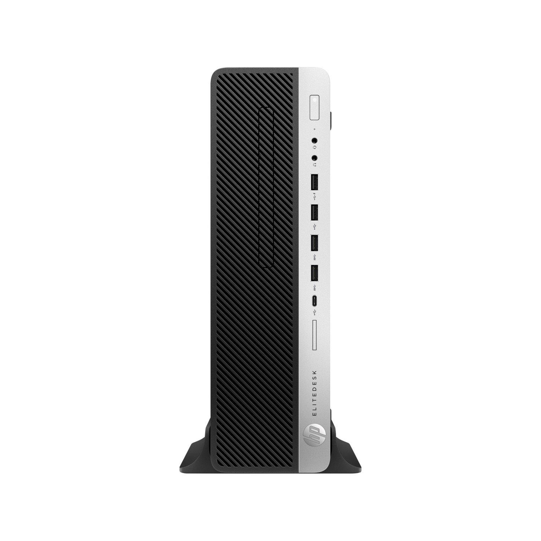 HP EliteDesk 800 G4 Desktop Computer - Intel Core i5 (8th Gen) i5-8500 3 GHz - 8 GB DDR4 SDRAM - 1 TB HDD - Windows 10 Pro 64-bit - Small Form Factor