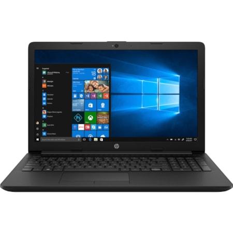"""HP 15-da0000 15-da0107tx 39.6 cm (15.6"""") LCD Notebook - Intel Core i5 (8th Gen) i5-8250U Quad-core (4 Core) 1.60 GHz - 8 GB DDR4 SDRAM - 256 GB SSD - Windows 10 Home 64-bit - 1366 x 768 - BrightView"""