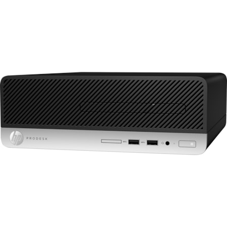 HP Business Desktop ProDesk 400 G5 Desktop Computer - Intel Core i5 (8th Gen) i5-8500 3 GHz - 8 GB DDR4 SDRAM - 16 GB Optane Memory - 1 TB HDD - Windows 10 Pro 64-bit - Small Form Factor