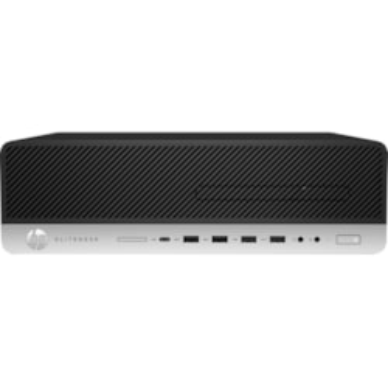 HP EliteDesk 800 G4 Desktop Computer - Core i5 i5-8500 - 8 GB RAM - 256 GB SSD - Small Form Factor