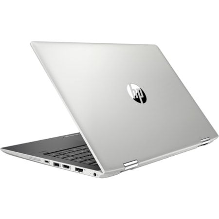 "HP ProBook x360 440 G1 35.6 cm (14"") Touchscreen LCD 2 in 1 Notebook - Intel Core i5 (8th Gen) i5-8250U Quad-core (4 Core) 1.60 GHz - 8 GB DDR4 SDRAM - 256 GB SSD - Windows 10 Pro - 1920 x 1080 - In-plane Switching (IPS) Technology - Convertible"