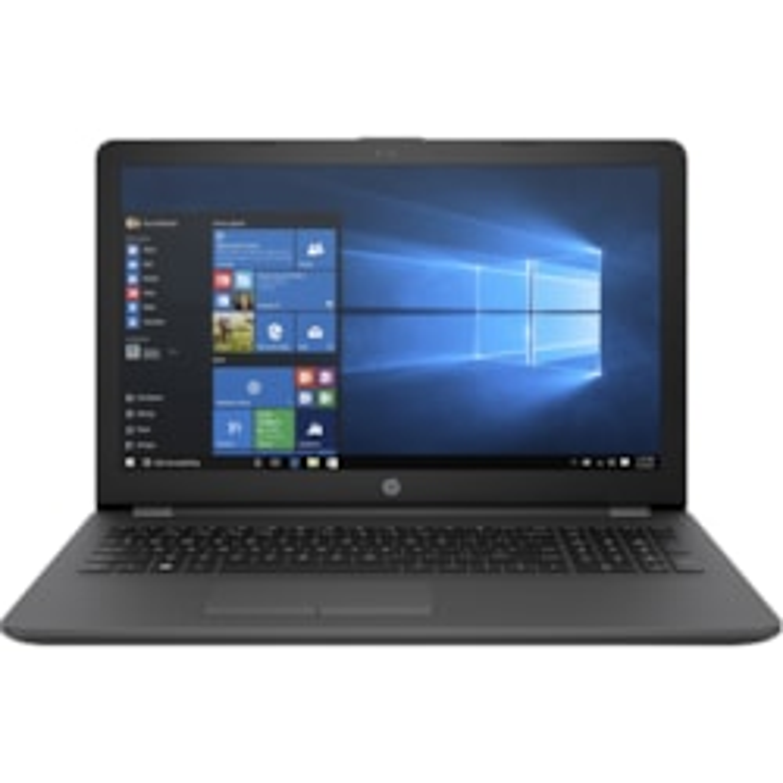 "HP 250 G6 39.6 cm (15.6"") LCD Notebook - Intel Core i3 (7th Gen) i3-7020U Dual-core (2 Core) 2.30 GHz - 4 GB DDR4 SDRAM - 500 GB HDD - Windows 10 Home 64-bit - 1366 x 768 - Twisted nematic (TN) - Dark Ash Silver"