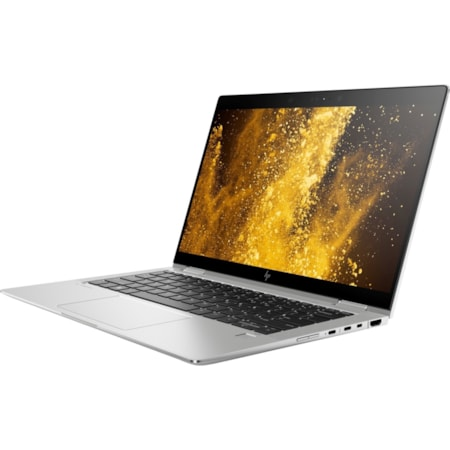 """HP EliteBook x360 1030 G3 33.8 cm (13.3"""") Touchscreen LCD 2 in 1 Notebook - Intel Core i7 (8th Gen) i7-8650U Quad-core (4 Core) 1.90 GHz - 8 GB LPDDR3 - 256 GB SSD - Windows 10 Pro - 1920 x 1080 - BrightView, In-plane Switching (IPS) Technology - Convertible"""