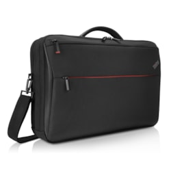 "Lenovo Professional Carrying Case (Briefcase) for 39.6 cm (15.6"") Notebook - Black"