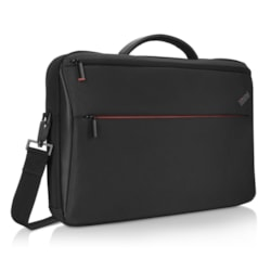 "Lenovo PROFESSIONAL Carrying Case for 39.6 cm (15.6"") Notebook - Black"