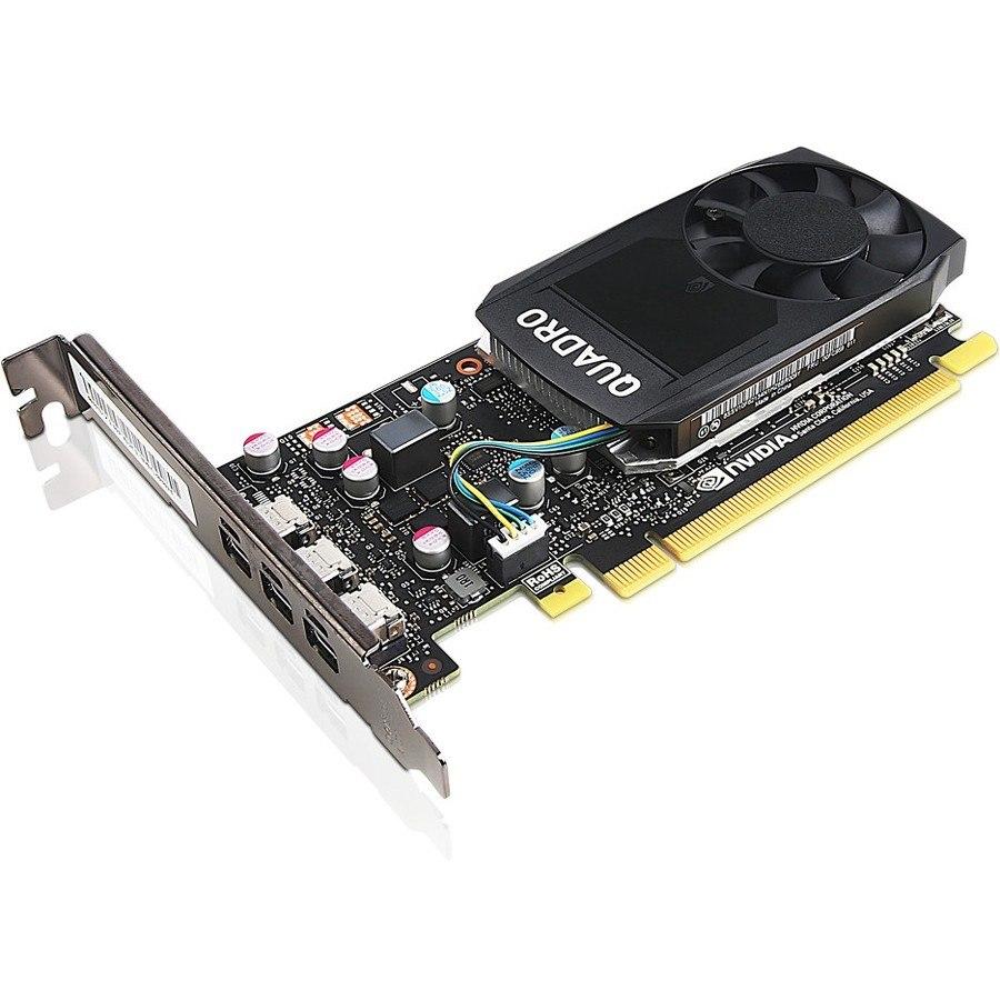 Lenovo Quadro P400 Graphic Card - 2 GB GDDR5