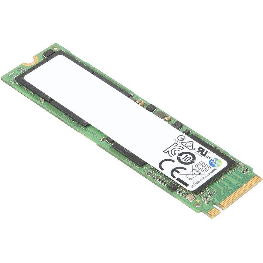 Lenovo 1 TB Solid State Drive - M.2 2280 Internal - PCI Express NVMe (PCI Express NVMe 3.0 x4) - Green