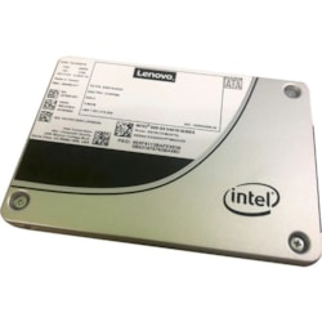 "Lenovo D3-S4510 240 GB Solid State Drive - SATA (SATA/600) - 2.5"" Drive - Read Intensive - 2.1 DWPD - 900 TB (TBW) - Internal"