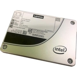 "Lenovo D3-S4610 960 GB Solid State Drive - SATA (SATA/600) - 2.5"" Drive - Mixed Use - 3.4 DWPD - 6144 TB (TBW) - Internal"