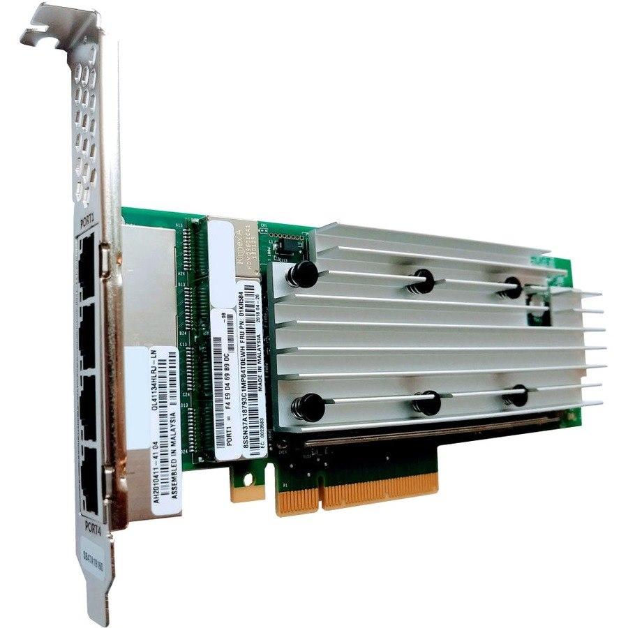 Lenovo QL41134 10Gigabit Ethernet Card for Server/Switch