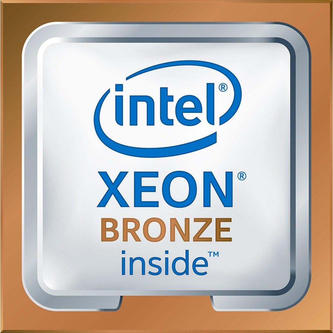 Lenovo Intel Xeon Bronze 3106 Octa-core (8 Core) 1.70 GHz Processor Upgrade