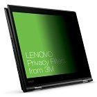 Lenovo Privacy Screen Filter - Black