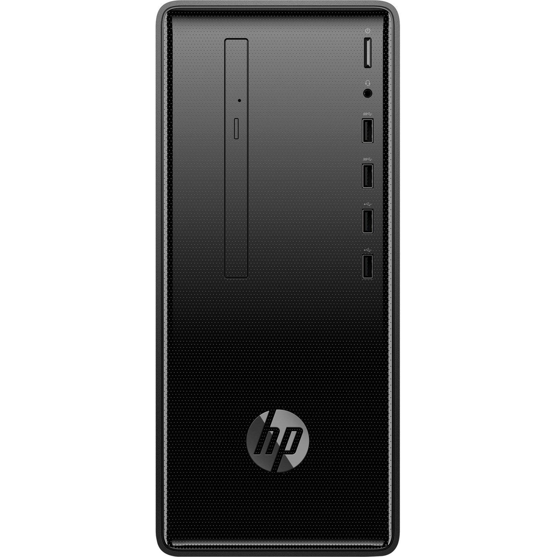 HP 190-0000 190-0068a Desktop Computer - Ryzen 3 PRO 2100GE - 4 GB RAM - 1 TB HDD
