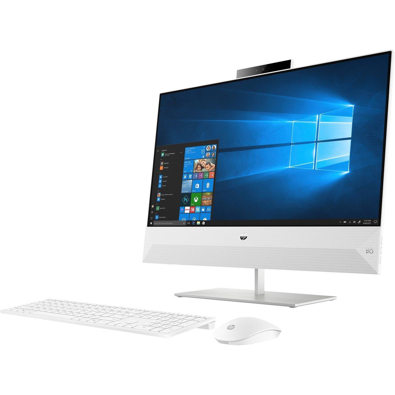 "HP Pavilion 24-xa0000 24-xa0069a All-in-One Computer - Core i5 i5-8400T - 8 GB RAM - 1 TB HDD - 60.5 cm (23.8"") 1920 x 1080 Touchscreen Display - Desktop"