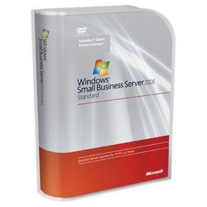 HPE Windows Small Business Server 2008 Standard Edition Reseller Option Kit - License and Media - 1 Server, 5 CAL - Standard