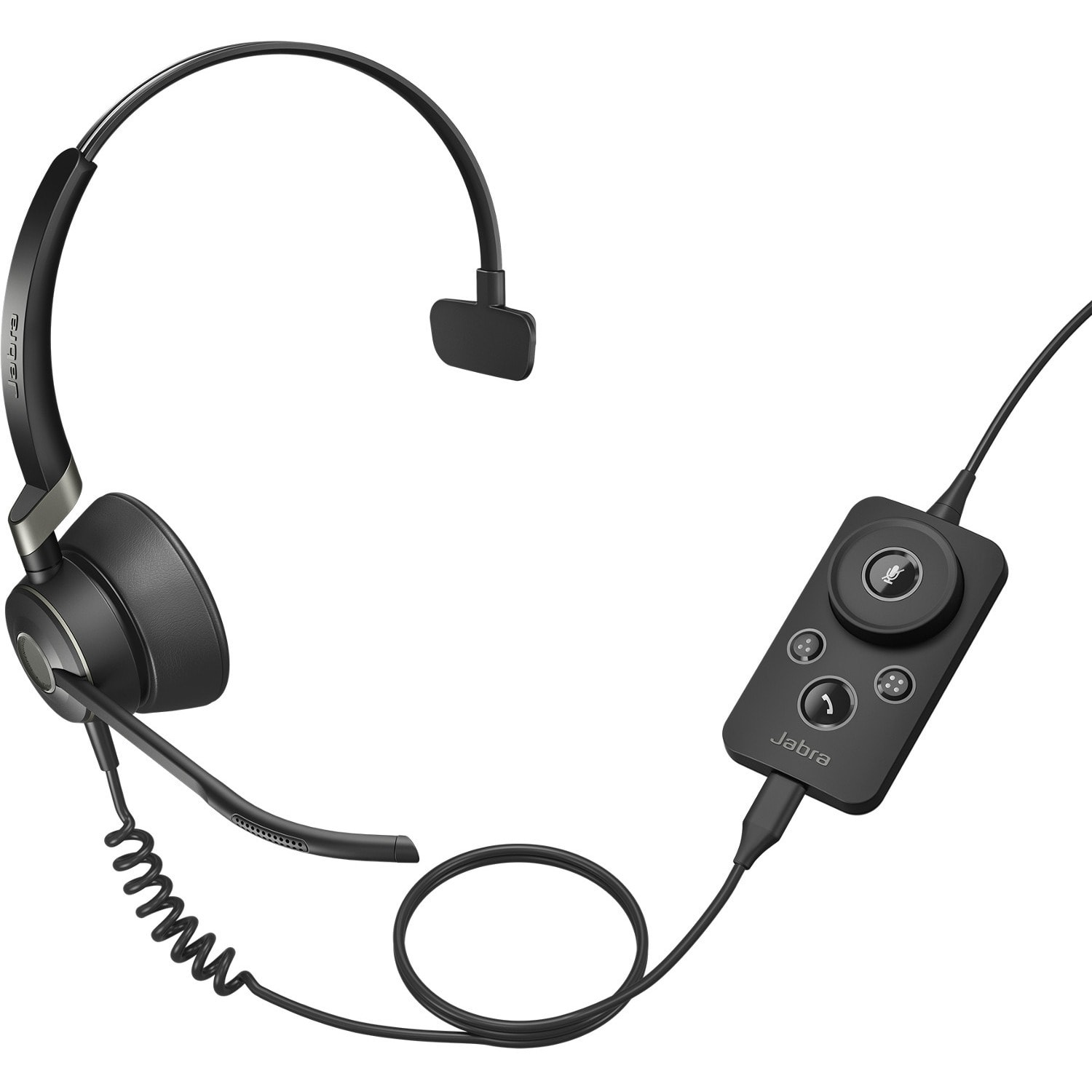 7814e191b95 Buy Jabra Engage 50 Wired Mono Headset - Over-the-head - Supra-aural ...