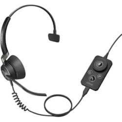 Jabra Engage 50 Wired Mono Headset - Over-the-head - Supra-aural