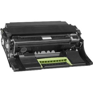 Lexmark 500ZA Laser Imaging Drum for Printer - Black