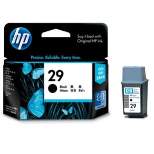 HP 29 Ink Cartridge - Black
