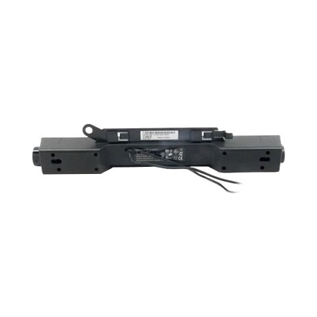 Dell AX510 2.0 Sound Bar Speaker - 10 W RMS - Device Mountable - Black