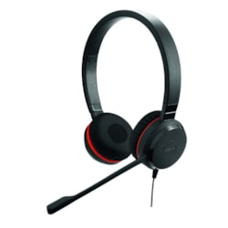 Jabra EVOLVE 30 II Wired Over-the-head Mono Headset