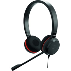 Jabra EVOLVE 30 II UC Stereo Wired Over-the-head Stereo Headset - Black