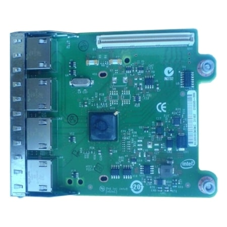 Dell I350 QP Gigabit Ethernet Card for Server