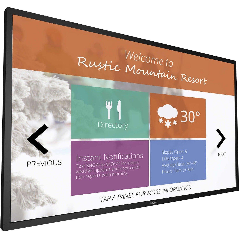 "Philips 55BDL4051T 139.7 cm (55"") LCD Digital Signage Display"