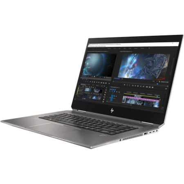 "HP ZBook Studio x360 G5 39.6 cm (15.6"") Touchscreen LCD 2 in 1 Mobile Workstation - Intel Xeon E-2186M Hexa-core (6 Core) 2.90 GHz - 32 GB DDR4 SDRAM - 1 TB SSD - Windows 10 Pro 64-bit - 3840 x 2160 - In-plane Switching (IPS) Technology - Convertible"