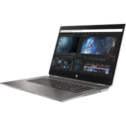"HP ZBook Studio x360 G5 39.6 cm (15.6"") Touchscreen LCD 2 in 1 Mobile Workstation - Intel Core i7 (8th Gen) i7-8850H 2.60 GHz - 32 GB DDR4 SDRAM - 2 TB SSD - Windows 10 Pro - 1920 x 1080 - In-plane Switching (IPS) Technology - Convertible"