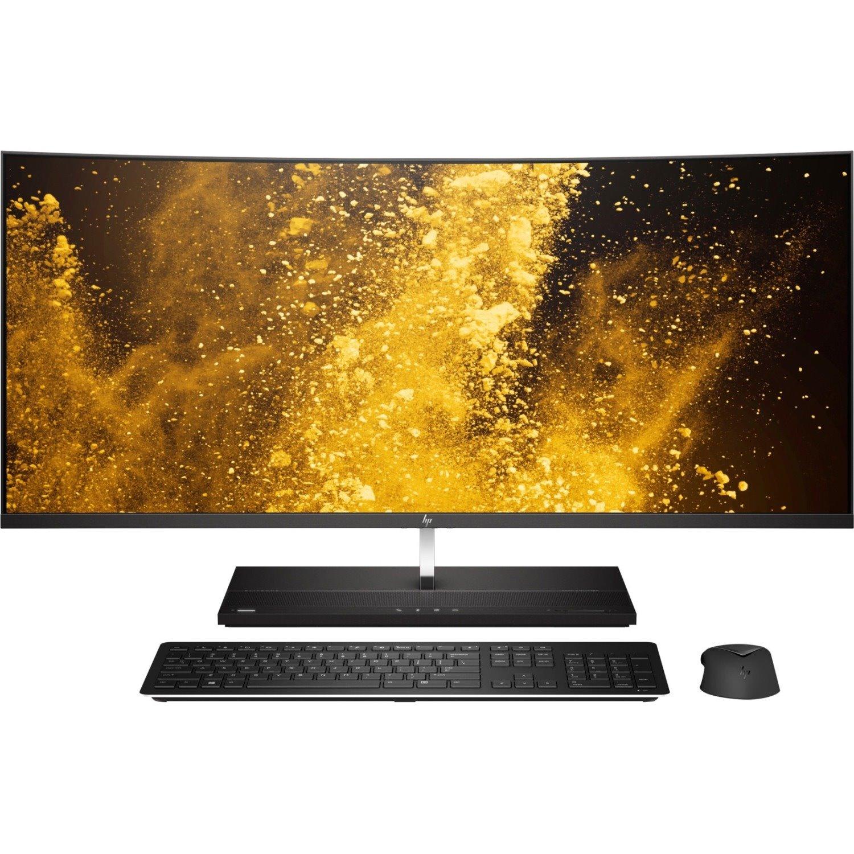"HP EliteOne 1000 G2 All-in-One Computer - Intel Core i5 (8th Gen) i5-8500T - 8 GB DDR4 SDRAM - 256 GB SSD - 60.5 cm (23.8"") 1920 x 1080 Touchscreen Display - Windows 10 Pro - Desktop"