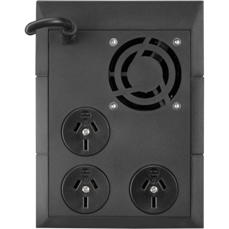 Eaton 5E Line-interactive UPS - 1.10 kVA/660 WTower