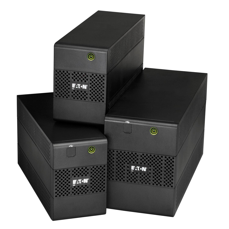 Eaton 5E Line-interactive UPS - 850 VA/480 WTower