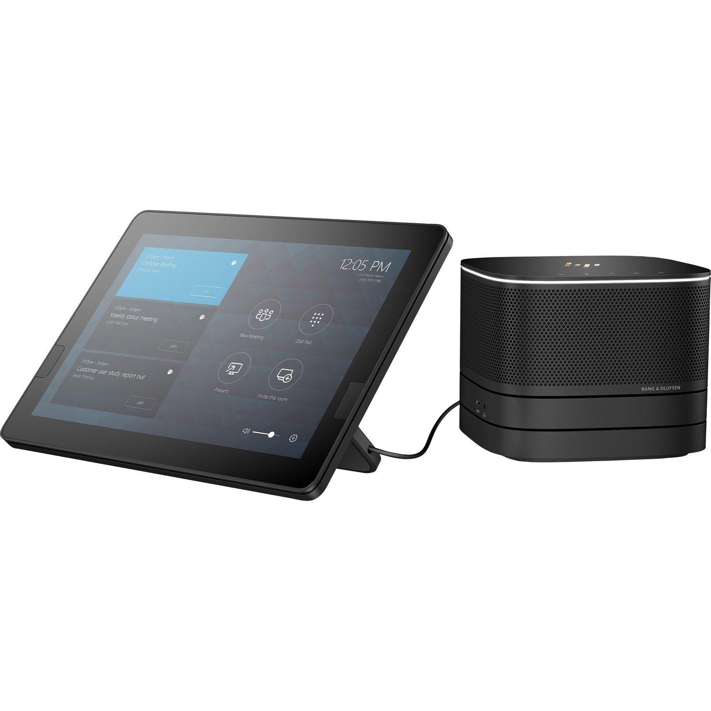 HP Elite Slice G2 Desktop Computer - Intel Core i5 (7th Gen) i5-7500T 2.70 GHz - 8 GB DDR4 SDRAM - 128 GB SSD - Windows 10 IoT Enterprise - Ultra Small - Sparkle Black