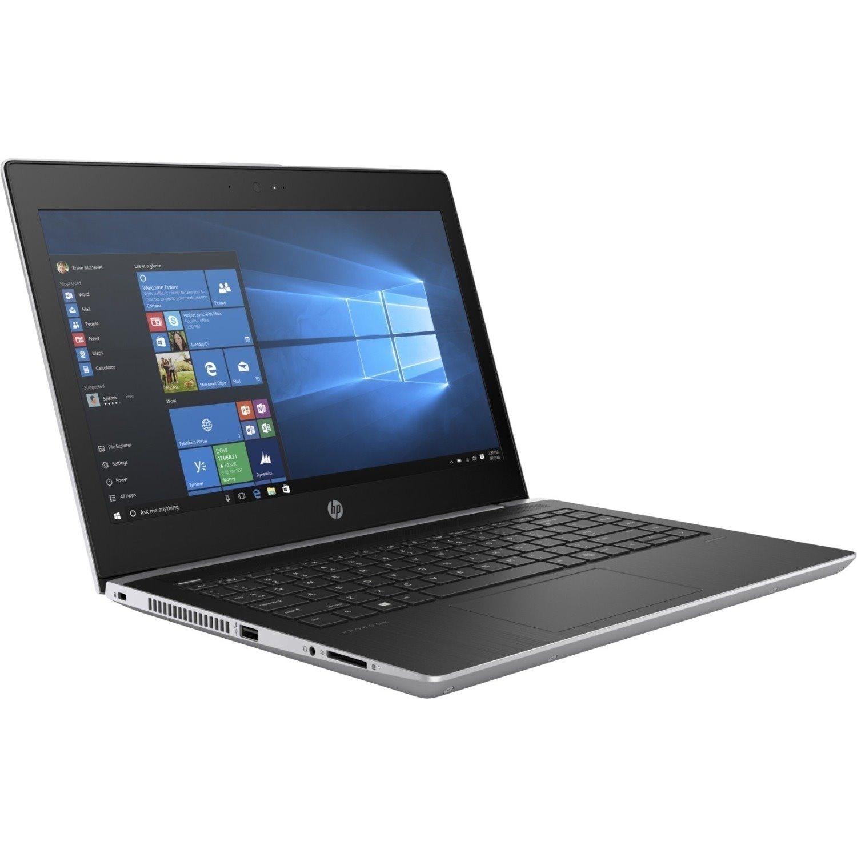 """HP ProBook 430 G5 33.8 cm (13.3"""") Notebook - 1366 x 768 - Core i3 i3-7100U - 8 GB RAM - 128 GB SSD - Natural Silver"""