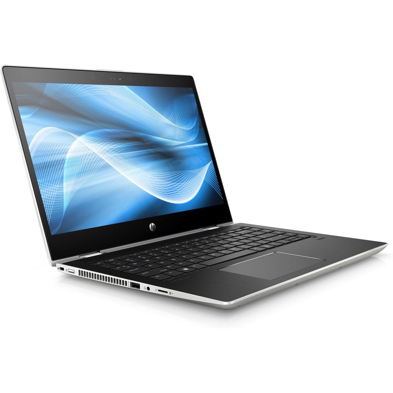"HP ProBook x360 440 G1 35.6 cm (14"") Touchscreen LCD 2 in 1 Notebook - Intel Core i5 (8th Gen) i5-8250U Quad-core (4 Core) 1.60 GHz - 8 GB DDR4 SDRAM - 256 GB SSD - Windows 10 Home 64-bit - 1920 x 1080 - In-plane Switching (IPS) Technology - Convertible"