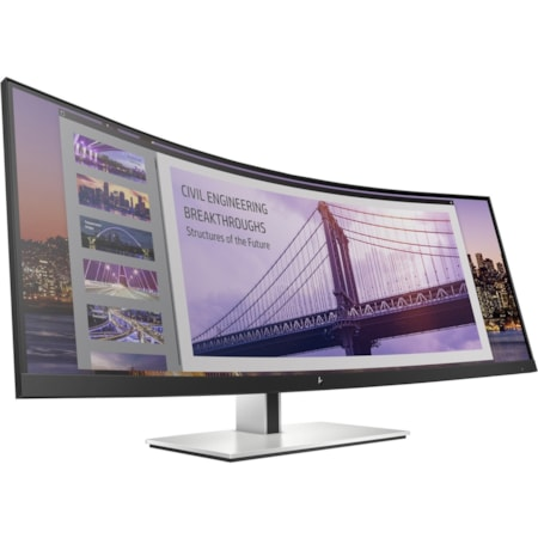 "HP S430c 110.2 cm (43.4"") Dual WUXGA (DWUXGA) Curved Screen LED LCD Monitor - 32:10"