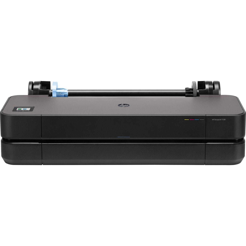 "HP Designjet T230 Inkjet Large Format Printer - 610 mm (24.02"") Print Width - Colour"