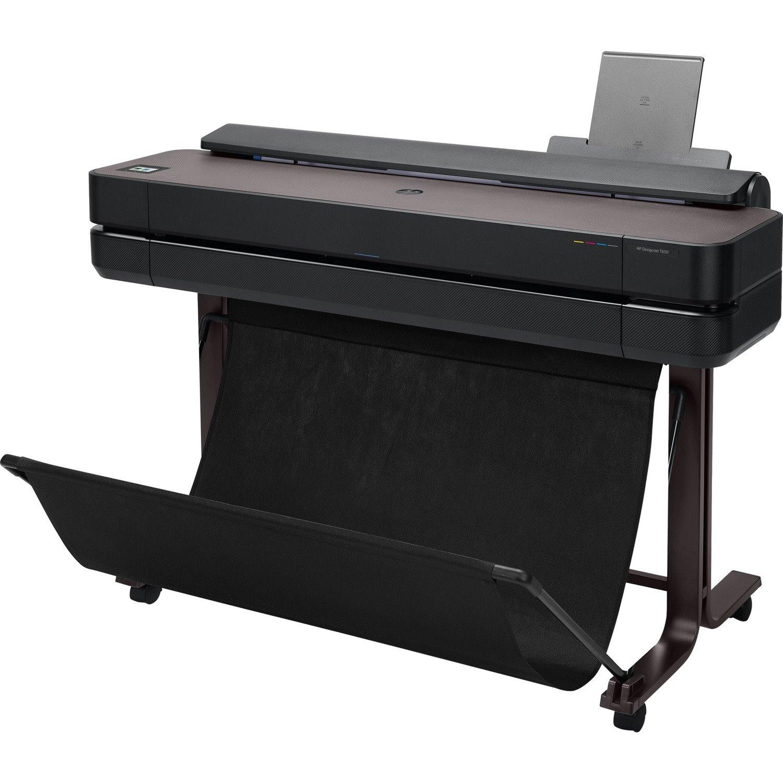 "HP Designjet T650 Inkjet Large Format Printer - 914 mm (35.98"") Print Width - Colour"