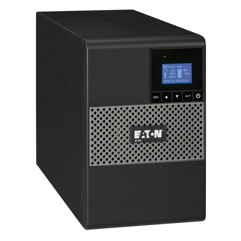 Eaton Line-interactive UPS - 650 VA/420 W - 1U Tower