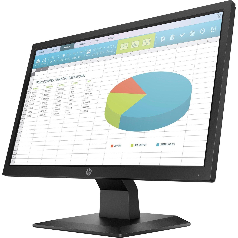 "HP P204 49.5 cm (19.5"") HD+ LED LCD Monitor - 16:9"