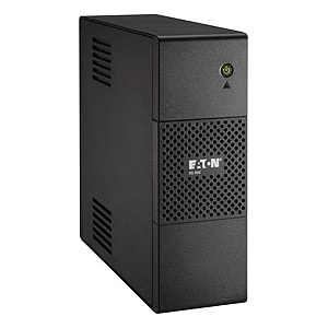 Eaton Line-interactive UPS - 700 VA/420 W - Tower, Under Monitor